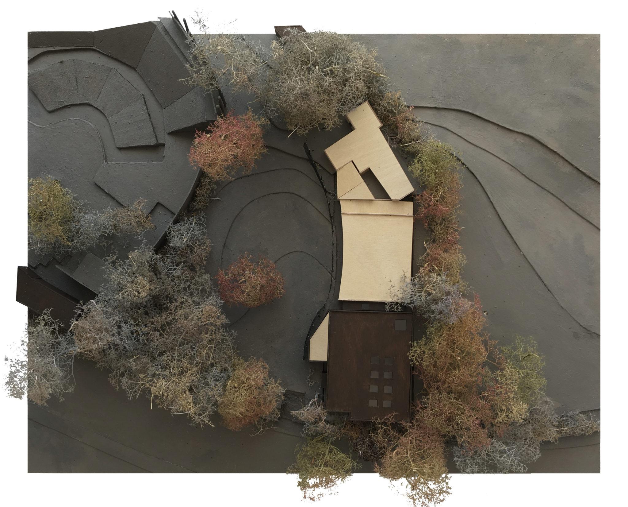 OAT Model-plan view
