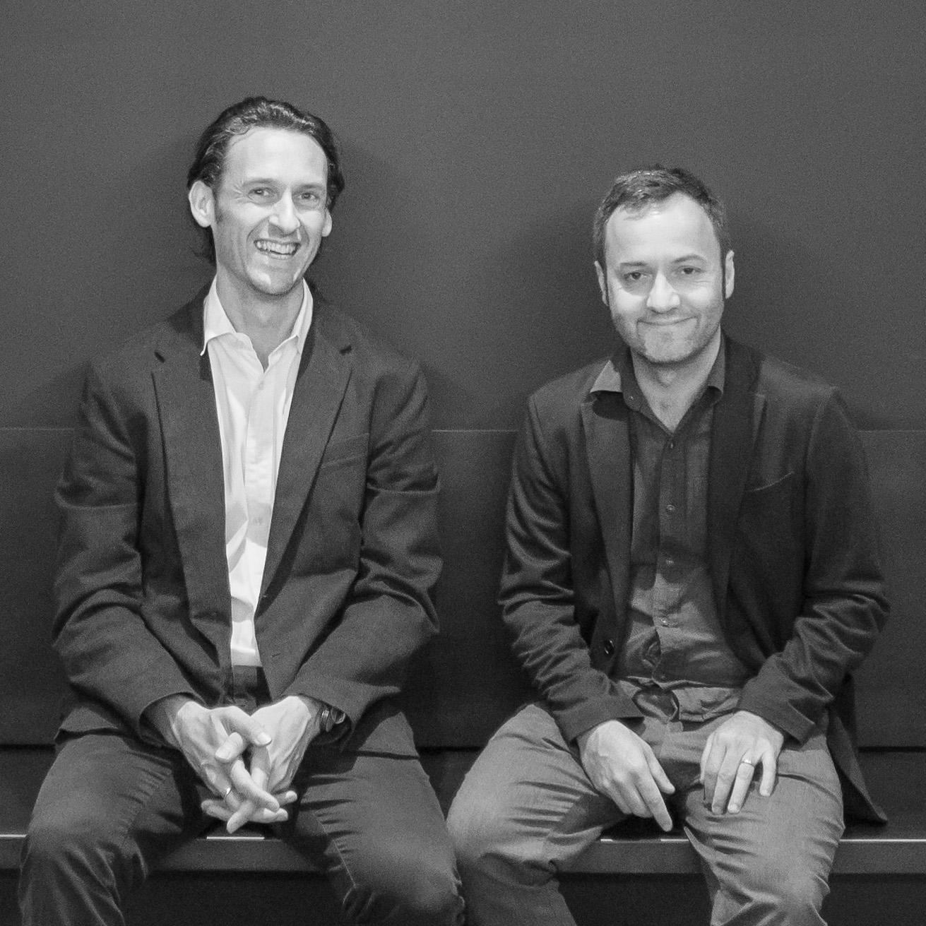 Photo of Directors, Matt and Jim